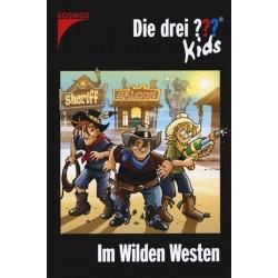 Die drei Fragezeichen Kids Band 35: Im Wilden Westen