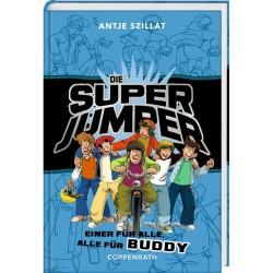 Die Superjumper 4: Einer für alle, alle für Buddy