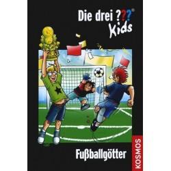 Die drei Fragezeichen Kids Band 42: Fußballgötter