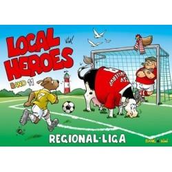 Local Heroes: Regional-Liga (Band 11)