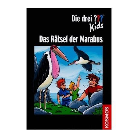 die drei Fragezeichen Kids Mini: Das Rätsel der Marabus