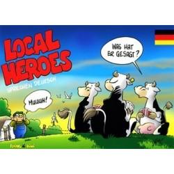 Local Heroes: sprechen deutsch... (Sonderband, Deutsch)
