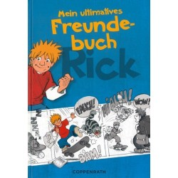 Rick: Mein ultimatives Freundebuch