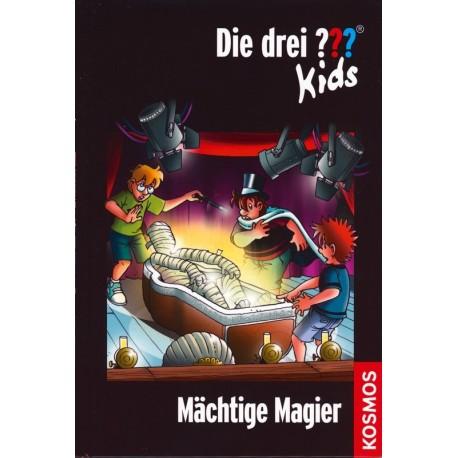 Die drei ??? Kids Band 52: Mächtige Magier