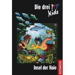 Die drei Fragezeichen Kids Band 41: Insel der Haie
