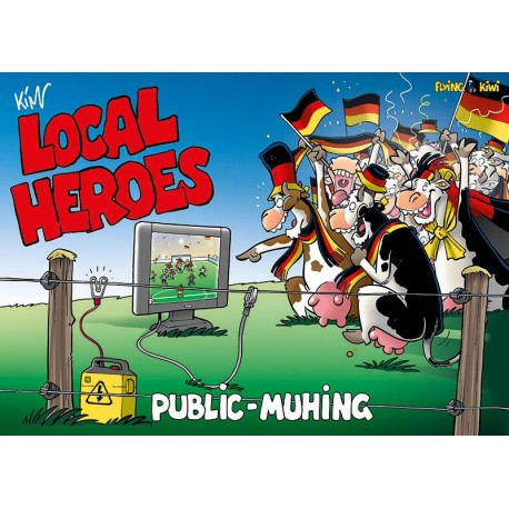 Local Heroes: Public muhing