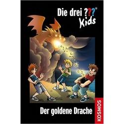 Die drei Fragezeichen Kids Band 67: Der goldene Drache