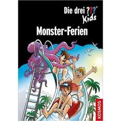 Die drei Fragezeichzen Kids Monsterferien
