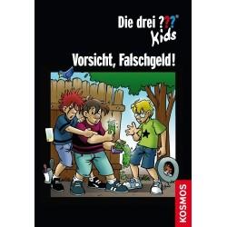 """Die drei Fragezeichen Kids Midi """"Vorsicht, Falschgeld!"""""""