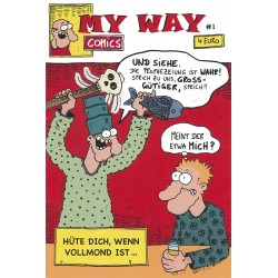 My Way Comics 1