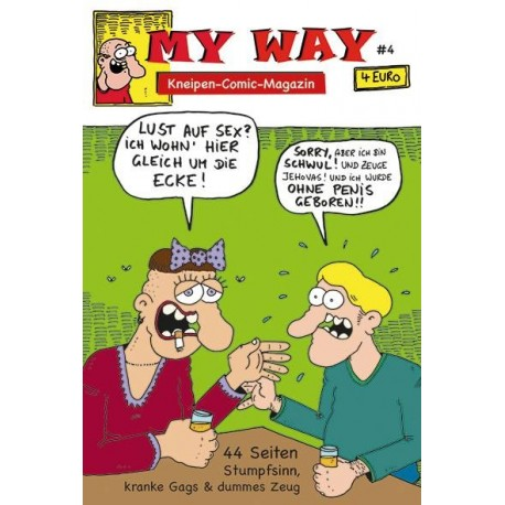 My Way Comics 4
