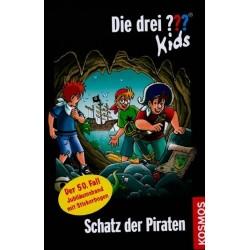 Die drei Fragezeichen Kids Band 50: Schatz der Piraten