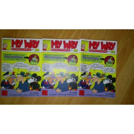 My Way Comics 5