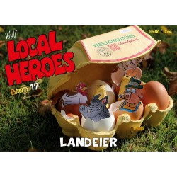 Local Heroes: Landeier (Band 19)