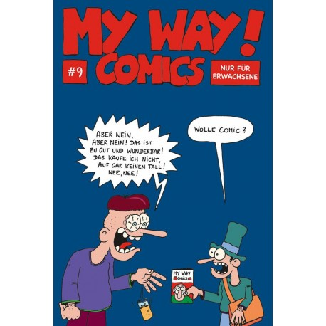 My Way Comics 9