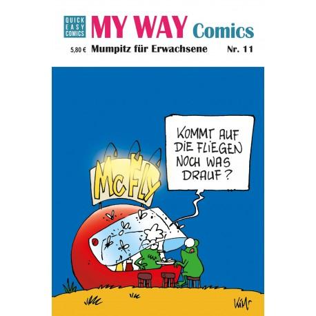 My Way Comics 11
