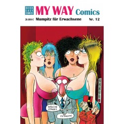My Way Comics 12