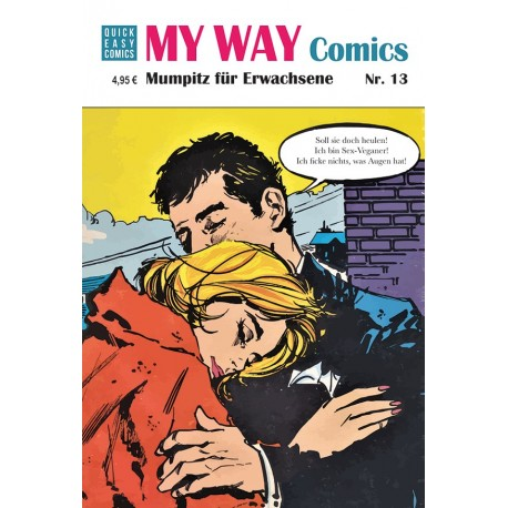 My Way Comics 13