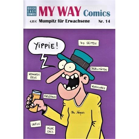 My Way Comics 14