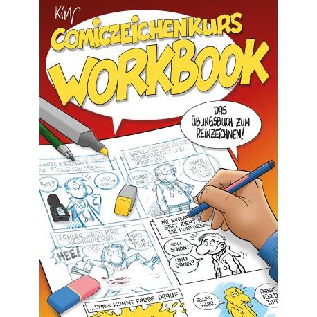 Kims Comiczeichenkurs Workbook