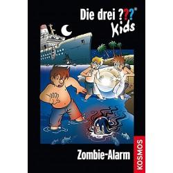 Die drei Fragezeichen Kids Band 54: Zombiealarm