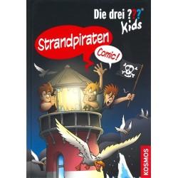 Die drei Fragezeichen Kids Comic: Strandpiraten