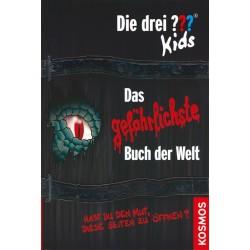 Die drei Fragezeichen Kids: Das gefährlichste Buch der Welt (Sonderband)