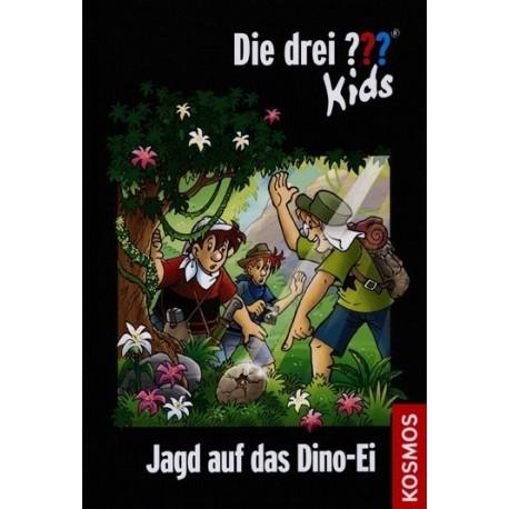 Die drei Fragezeichen Kids Band 46: Jagd auf das Dino-Ei