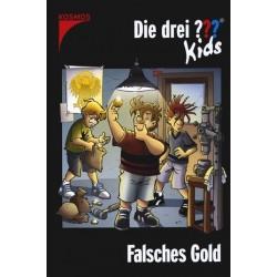 Die drei Fragezeichen Kids Band 34: Falsches Gold