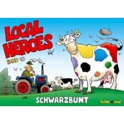 Local Heroes: Schwarzbunt (Band 10)