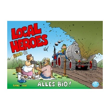 Local Heroes: Alles Bio! (Band 12)