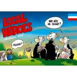 Local Heroes: Schnacken Platt... (Sonderband, Plattdeutsch)