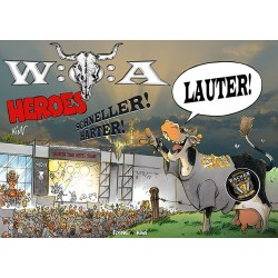 Local Heroes: WOA (Wacken Open Air Sonderband)
