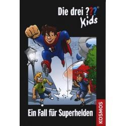 Die drei Fragezeichen Kids Band 45: Ein Fall für Superhelden